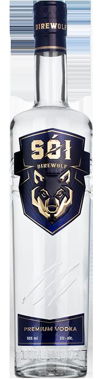 Direwolf Vodka 555 ML