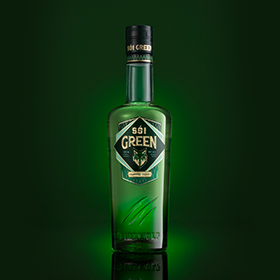 VodKa Sói Green 333ml