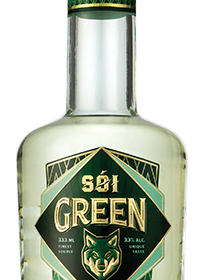 Green Vodka 333 ML
