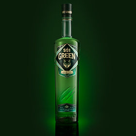 VodKa Sói Green 555ml